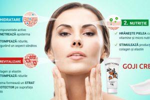Goji Cream – solutie naturala impotriva imbatranirii pielii