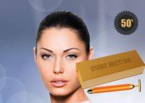 Anti-îmbătrânire cu Energy Beauty Bar Massager